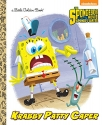 Krabby Patty Caper (SpongeBob SquarePants) (Little Golden Book)