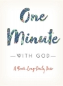 One Minute with God - A Year-Long Daily Devo