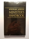 Seventh - Day Adventist Minister's Handbook