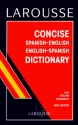 Larousse Concise Spanish/English Englis...