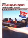 Clymer Evinrude/Johnson: 2-Stroke Outboard Shop Manual : 85-300 1995-1998 (Includes Jet Drive Models) (CLYMER MARINE REPAIR)
