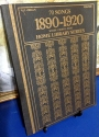 70 Songs 1890-1920: All Organ, Words, Chords, Music (Home Library Series, Vol. 1)