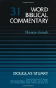 Word Biblical Commentary Vol. 31, Hosea-Jonah