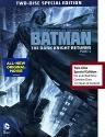 Batman: The Dark Knight Returns, Part 1 LIMITED EDITION 2 DISC DVD SET