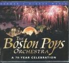 The Boston Pops Orchestra: A 70-Year Celebration 4 CDs