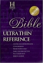 NIV Ultrathin Reference Bible (New International Version)