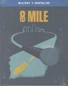 8 Mile - Limited Edition Steelbook - Blu-Ray + Digital HD