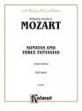 Sonatas and Three Fantasias (For Piano) (Urtext)