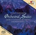 Rimsky-Korsakov: Orchestral Suites ~ Pletnev