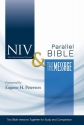 NIV, The Message Side-by-Side Bible, Hardcover: Two Bible Versions Together for Study and Comparison