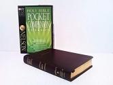 Holy Bible NKJV (Pocket Companion Bible)