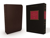 NKJV, Minister's Bible, Leathersoft, Brown, Red Letter Edition, Comfort Print: Holy Bible, New King James Version
