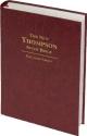 Kjv New Thompson Study Bible Hardcover
