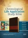 Chronological Life Application Study Bible KJV, TuTone