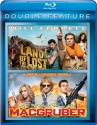 Land of the Lost / MacGruber Double Feature [Blu-ray]