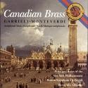 Canadian Brass: Gabrieli/Monteverdi Antiphonal Music