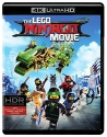 Lego Ninjago Movie, The (4K Ultra HD)