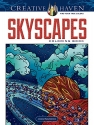 Creative Haven SkyScapes Coloring Book ...