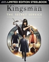 The Kingsman: The Secret Service Limited Edition Steelbook