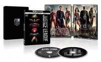 Justice League  [4K Ultra HD + Blu-ray + Digital HD]