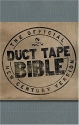 Holy Bible: New Century Version, Silver Duct Tape