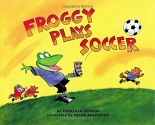 Froggy Plays Soccer