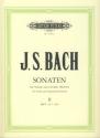 J.S. Bach Sonaten II