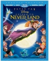 Peter Pan: Return to Never Land  (Blu-ray / DVD / Digital Copy)