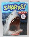 Sharks! Phonics Boxed Set (10 books and 2 wookbooks) Scholastic