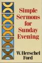 Simple Sermons for Sunday Evening