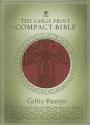 Holy Bible: Holman Christian Standard Bible, Crimson, Simulated Leather, Celtic Design