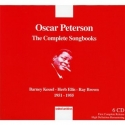 Oscar Peterson: The Complete Songbooks 1951-1955