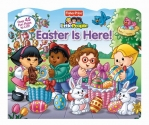 Fisher-Price Little People Easter Is Here! (1) (Lift-the-Flap)