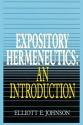 Expository Hermeneutics: an Introduction