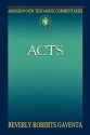 Abingdon New Testament Commentaries - Acts