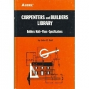 Audel Carpenters and Builders Library No 2 : Builders Math, Plans, Specifications