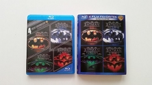 4 Film Favorites: Batman [Blu-ray]