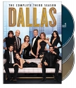 Dallas : The Complete Third and Final Season (DVD)