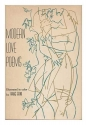 Modern Love Poems. Illustrated by Hans ...