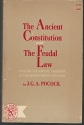 The Ancient Constitution and the Feudal...