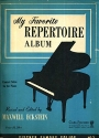 My Favorite Repertoire Album-22 Concert Solos for the Piano (Fischer famous folios)