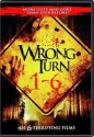 Wrong Turn 1 - 6 Complete Collection DVD