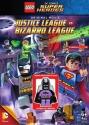 LEGO: DC Comics Super Heroes: Justice League vs. Bizarro League  (with Figurine)
