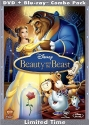 Beauty and the Beast (Three-Disc Diamond Edition Blu-ray/DVD Combo)