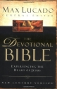 The Devotional Bible: Experiencing the Heart of Jesus (New Century Version)