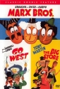 Classic Double Feature Groucho-Chico-Harpo Marx Bros. Go West The Big Store