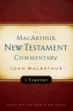 Second Timothy: New Testament Commentary (Macarthur New Testament Commentary Series)