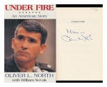 Under Fire : an American Story / Oliver L. North with William Novak