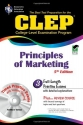 CLEP Principles of Marketing w/ CD-ROM (REA) -The Best Test Prep for the CLEP (CLEP Test Preparation)