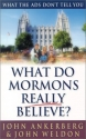 What Do Mormons Really Believe?: What the Ads Don't Tell You